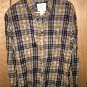 Cute but simple flannel!